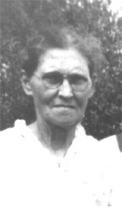 Emma Gertrude <i>Houpt</i> Abbott