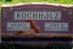 John William Rochholz, Jr