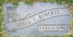 Odell E Roberts