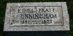 Ethel <i>Pratt</i> Cunningham