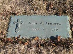 John Arthur Lenertz