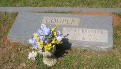 Grace Carolyn <i>Brashier</i> Cooper