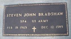 Steven John Bradshaw