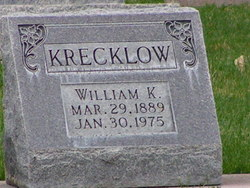 William Karl Krecklow