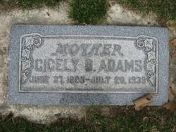 Cicely <i>Batt</i> Adams