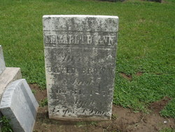 Elizabeth Ann Brown