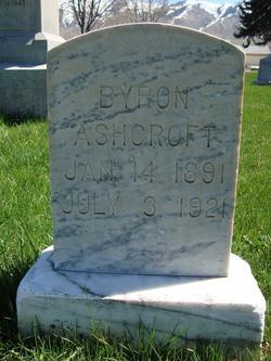 Byron Ashcroft