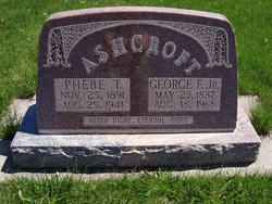 George Franklin Ashcroft, Jr