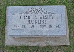 Charles Wesley Hainline