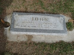 Alban Harris John