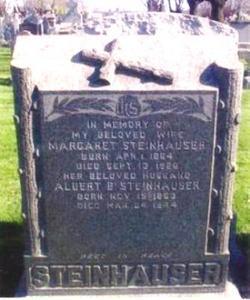 Margaret <i>McCabe</i> Steinhauser