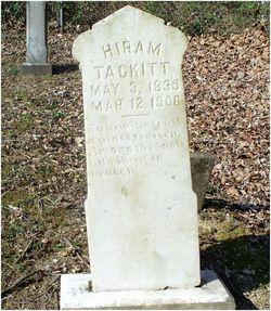 Hiram Tackitt