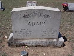Rev R. S. Adair