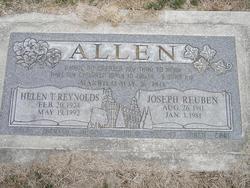 Joseph Reuben Allen