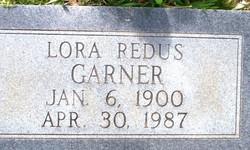 Lora Matherson <i>Redus</i> Garner