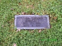 Hazel Stone <i>Dennison</i> Bartlett