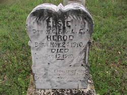 Elsie Herod