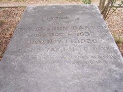 Louisa Adeline <i>Cox</i> Barton
