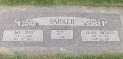 Lucy <i>Steed</i> Barker