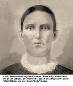Martha <i>Edmondson</i> DeBusk