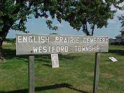 English Prairie Cemetery
