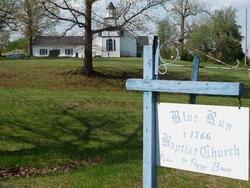 Blue Run Baptist Church Cemetery