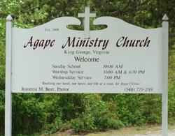 Agape Ministry Church
