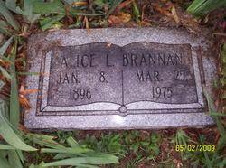 Alice Lucille <i>Anderson</i> Brannan