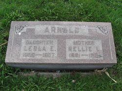 Nellie L <i>Bubier</i> Arnold