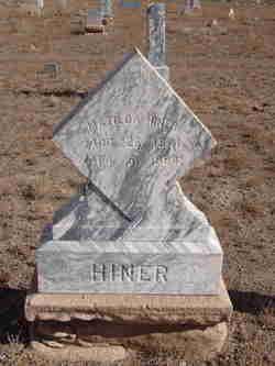 Matilda <i>Hughes</i> Hiner