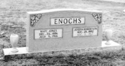 Mary Jane May <i>Jones</i> Enochs