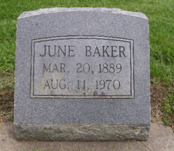 June Baker