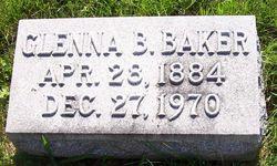 Glenna Mildred <i>Bonar</i> Baker