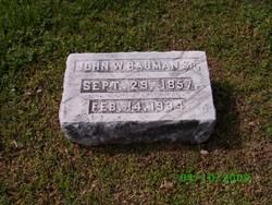 John William Bauman