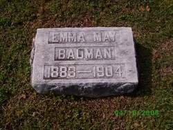 Emma May Bauman