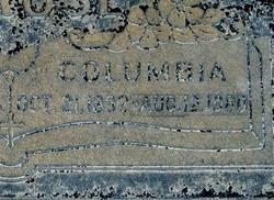 Columbia Angelina <i>Fasiano</i> DeRose