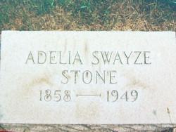 Margaret Adelia Delia <i>Swayze</i> Stone
