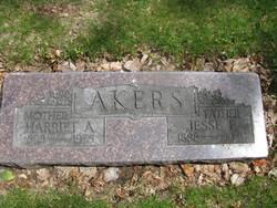 Harriet Augusta Akers