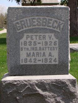 Peter V. Gruesbeck