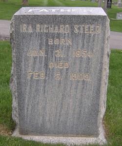Ira Richard Steed