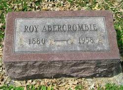 Roy Abercrombie