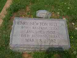 Henry Newton Bell, Jr