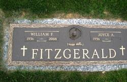 William F Fitzgerald