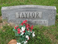 Otha Benjamin Beese Taylor