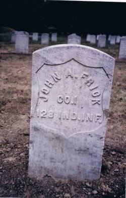 John Adam Frick, Jr