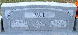 David R Paul