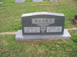Altha R. <i>Harris</i> Byars