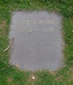 Allen Mosher