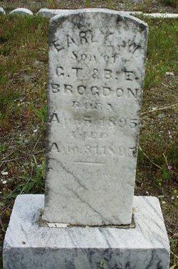 Early Brogdon