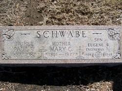 Eugene Walter Schwabe